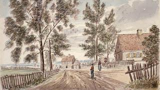 Charlesbourg Quebec village