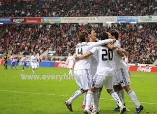 Resultado Real Vs Atletico De Madrid