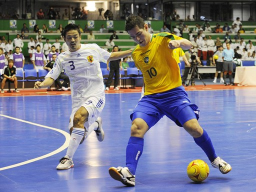 The history of futsal the power of sport and games for 5 reglas del futbol de salon