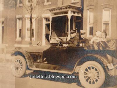 Relatives of Mary Theresa Sheehan Killeen Walsh New York 1918  http://jollettetc.blogspot.com