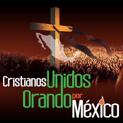 Dios te bendiga Mexico