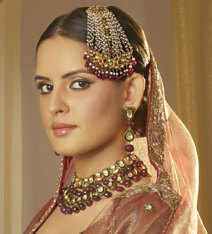 Welcome To Fashion Forum Indian Bridal Jhumar
