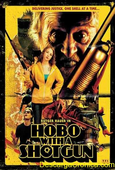 Ver Hobo with a Shotgun (2011) Online