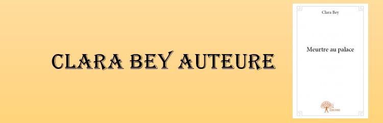 Clara Bey Auteure