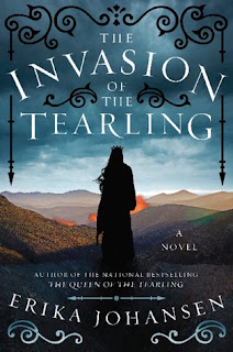 The Invasion of the Tearling book cover