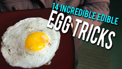 Watch the 14 egg hacks that will make your cooking life easier!