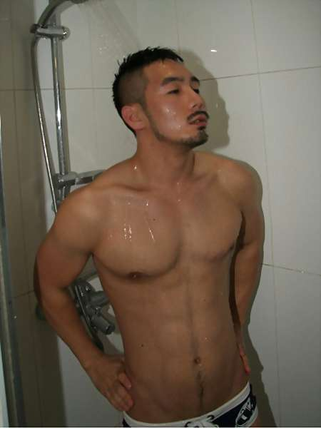 Cocks big asian men Gay with