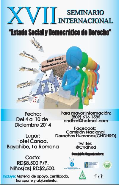 XVII Seminario Internacional