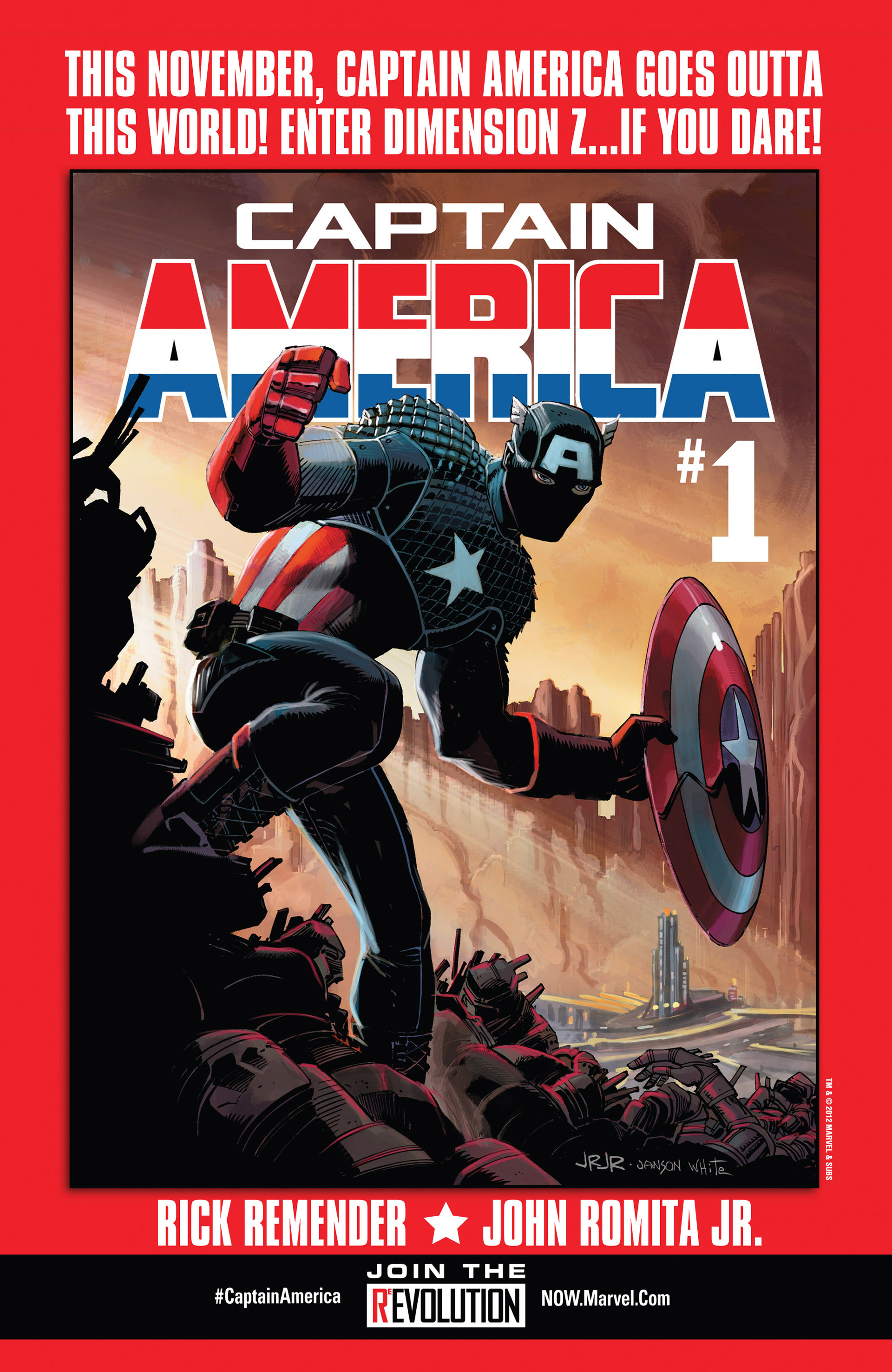 Captain America (2011) Issue #19 #19 - English 23