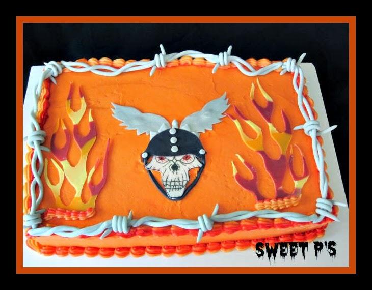 outlaw cake
