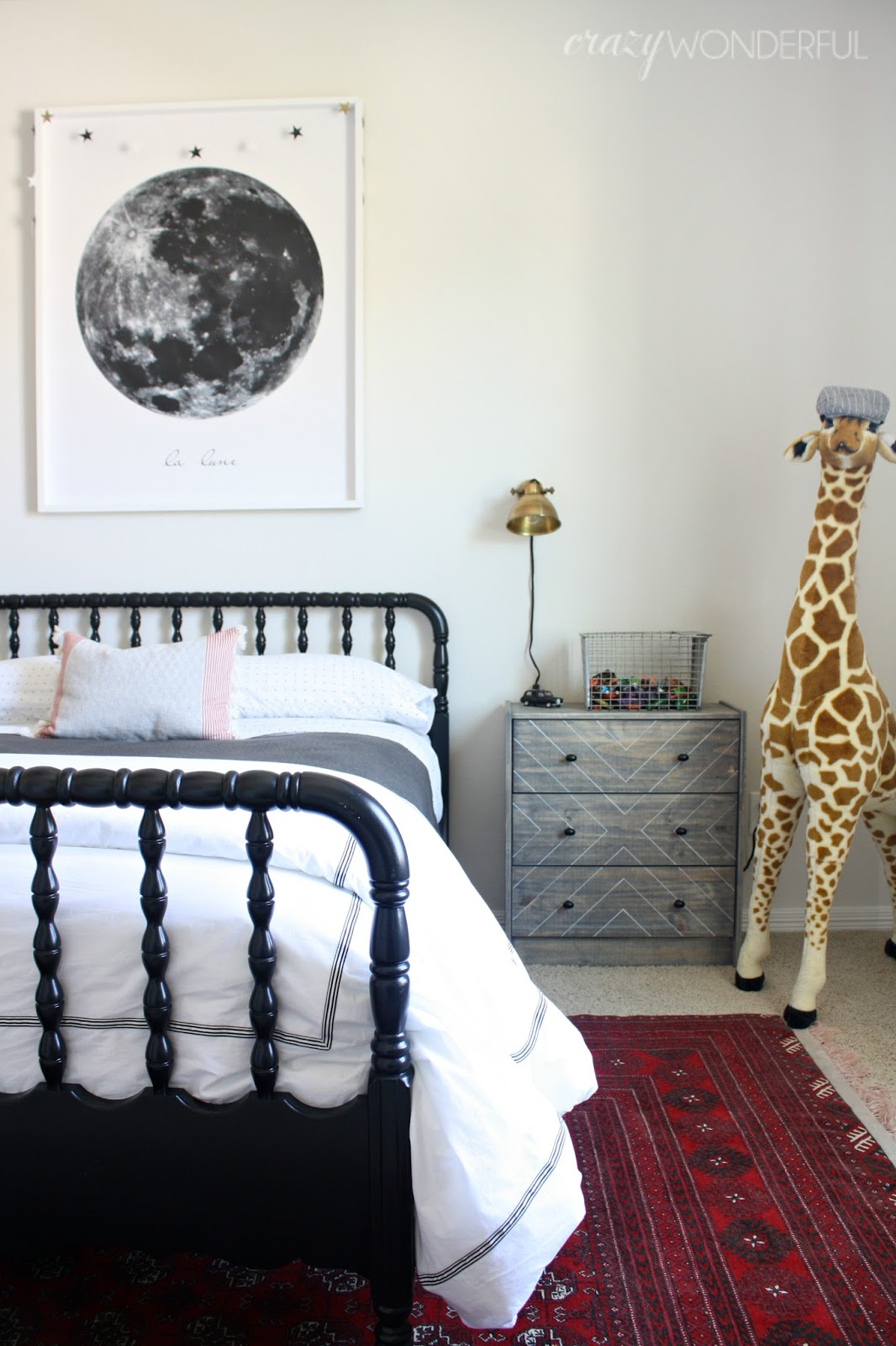 Jenny Lind Bed Paint + Diy Bed Rails