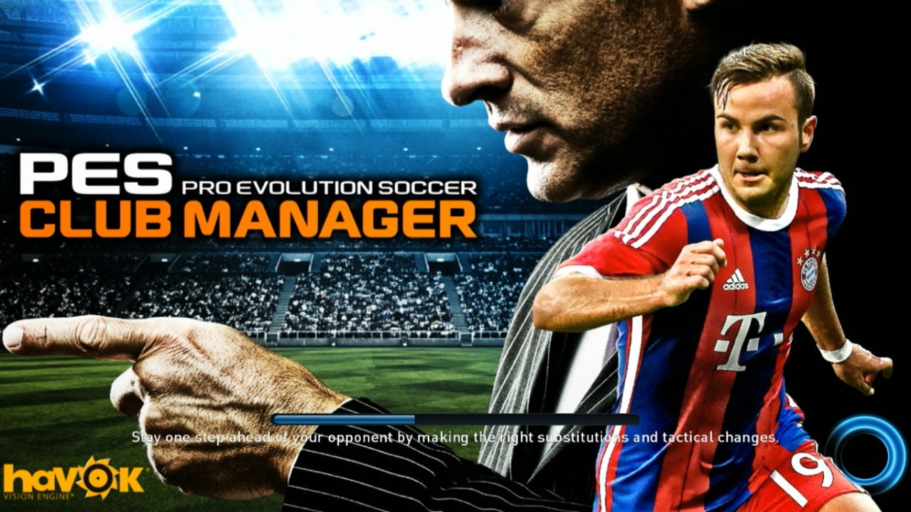 PES CLUB MANAGER Gameplay IOS / Android