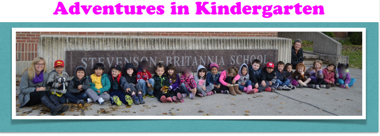 Adventures in Kindergarten
