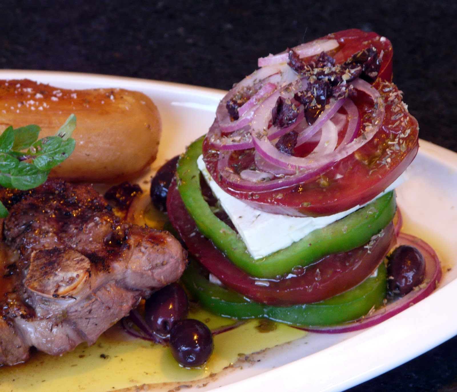how to cook lamb sirloin chops