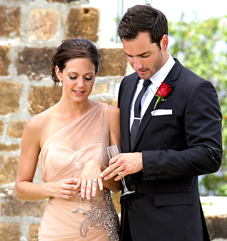 The Bachelorette Ends With a Second Best Proposal