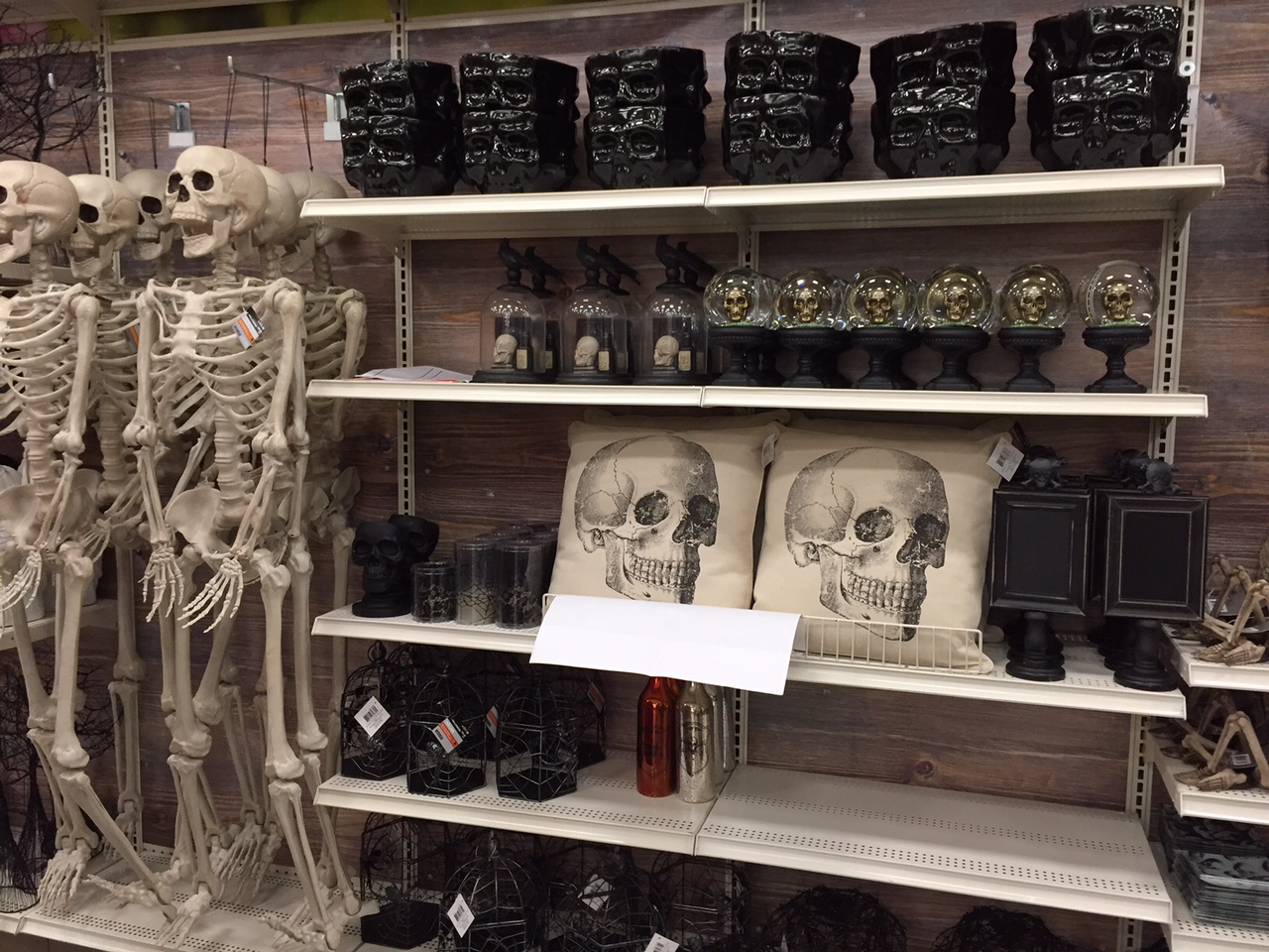 its a very cohesive design theme with many elements that work well together for decorating props to michaels this year for the line - Michaels Halloween Decorations