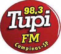 ouvir a Rádio Tupi FM 98,3 Campinas SP