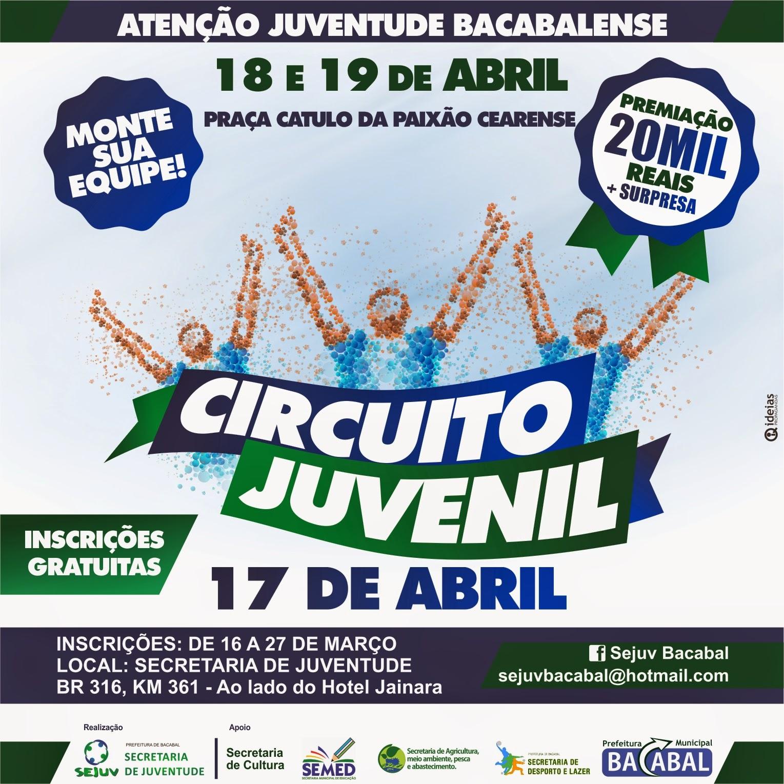 Circuito Juvenil 17 de Abril