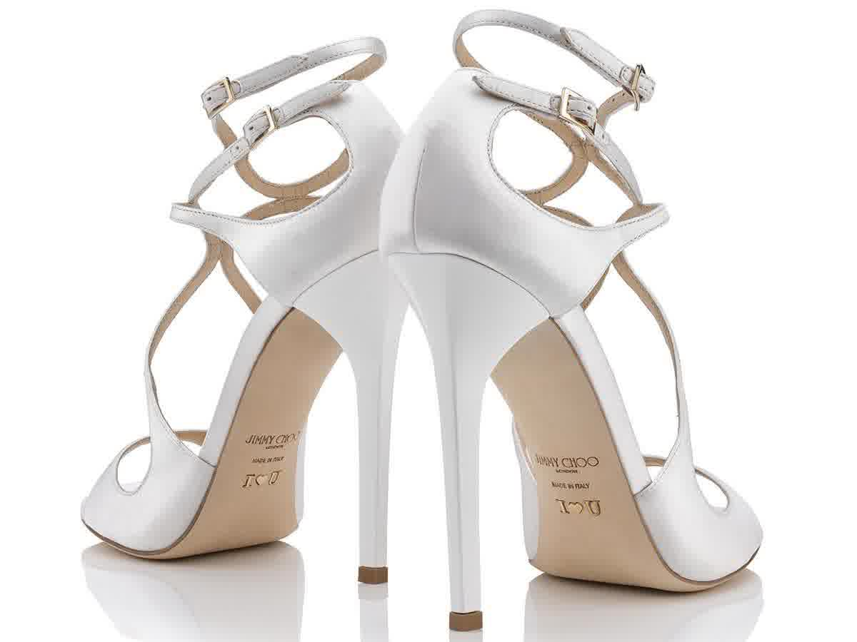 Jimmy Choo Considered Bridal Shoes 2016 Interest For