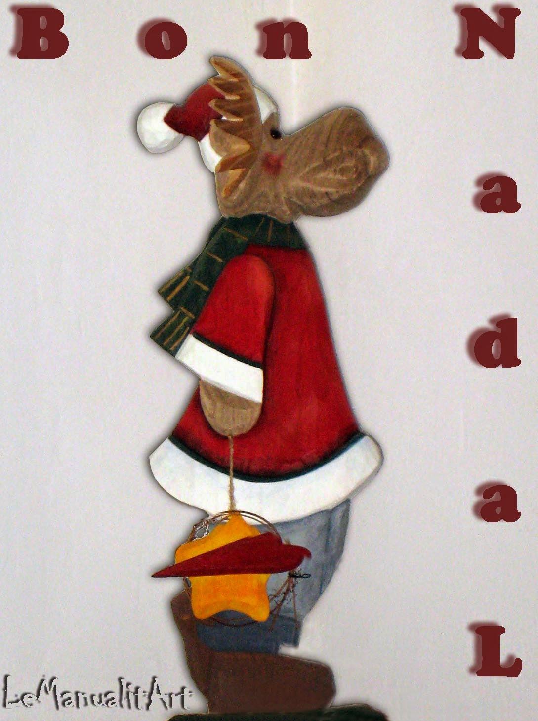 Navidad nórdica: manualidades navideñas
