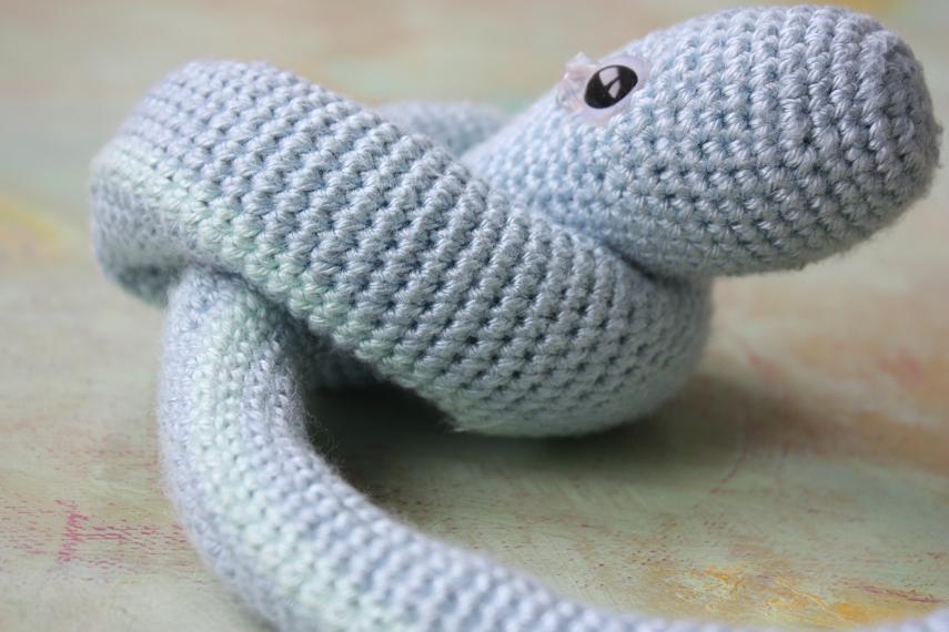 Happyamigurumi: Year of the Snake, 2013, Free Amigurumi ...