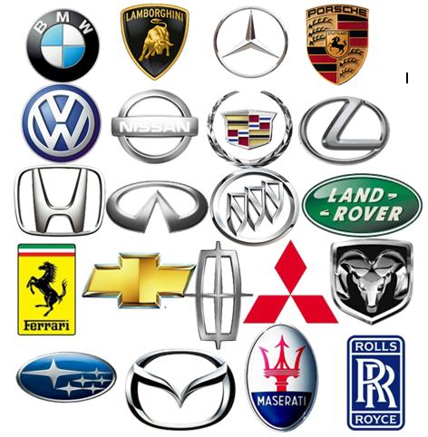 car logos pictures