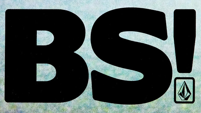 Volcom Stone Presents BS