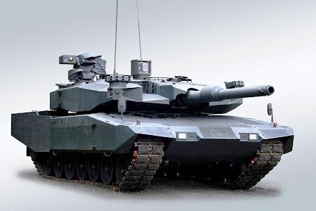MBT Leopard Revolution. Prokimal Online Kotabumi Lampung Utara