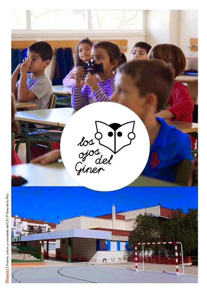 """""""Los Ojos del Giner"""" (Nª1)"""