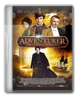 The Adventurer: The Curse of the Midas Box   BDRip AVI + RMVB Legendado