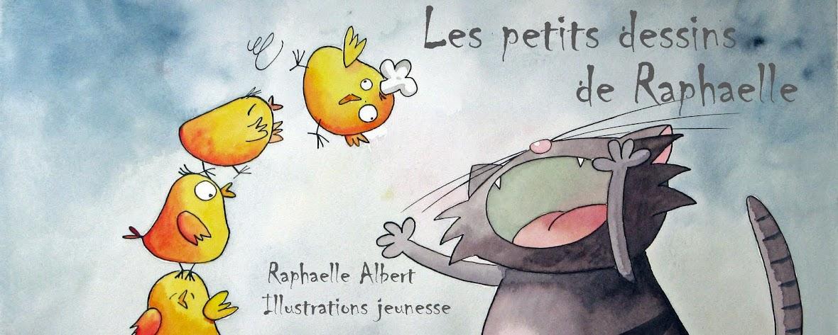 Les petits dessins de Raphaelle