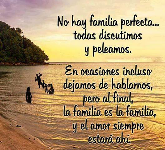 Mensajes Sobre Las Familias