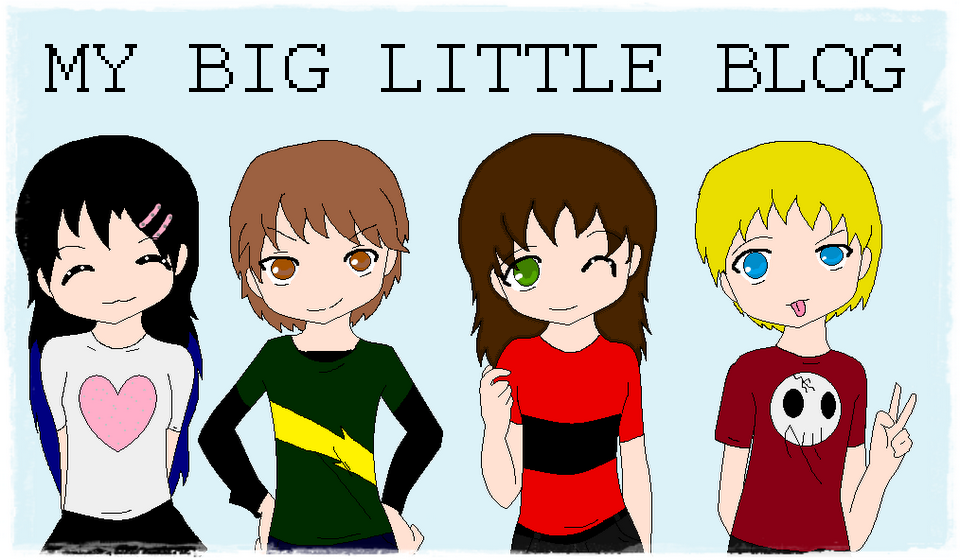My Big Little Blog