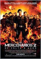 Os Mercenários 2 Dublado (2012)