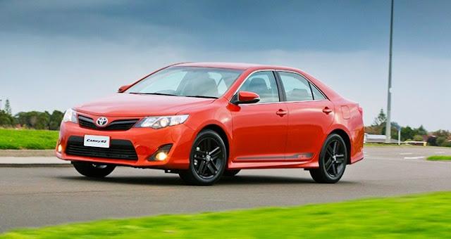 2016 Toyota Camry RZ Review Australia