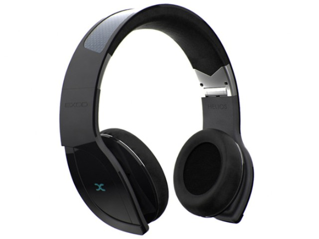 exod helios headphone tenaga surya