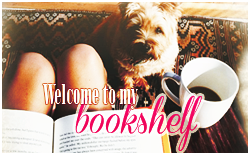 Welcome to my Bookshelf Banner