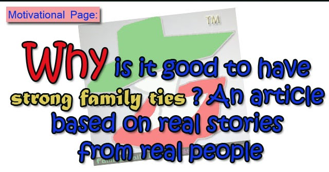 Family Ties Essay