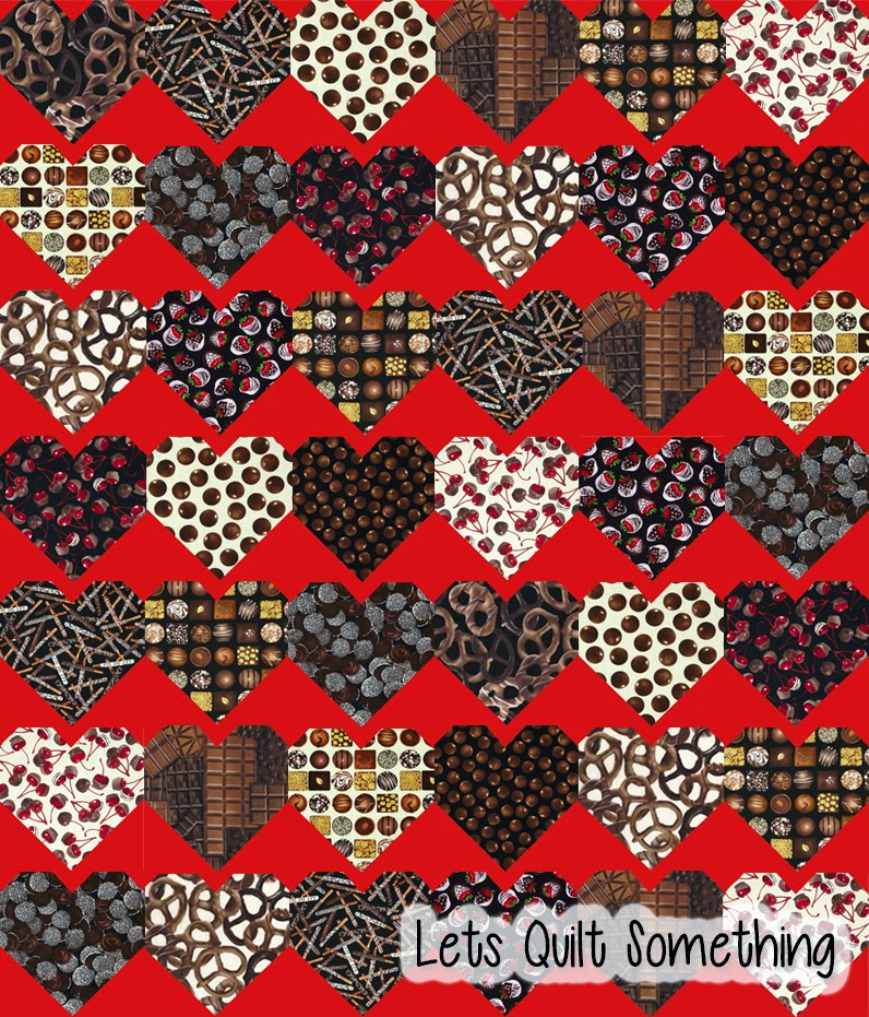 Lets Quilt Something For The Love Of Chocoholic Free