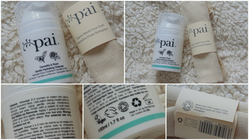 Review: Pai Camellia + Rose Cleanser