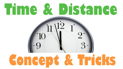 IBPS CLERK ::: TIME AND DISTANCE