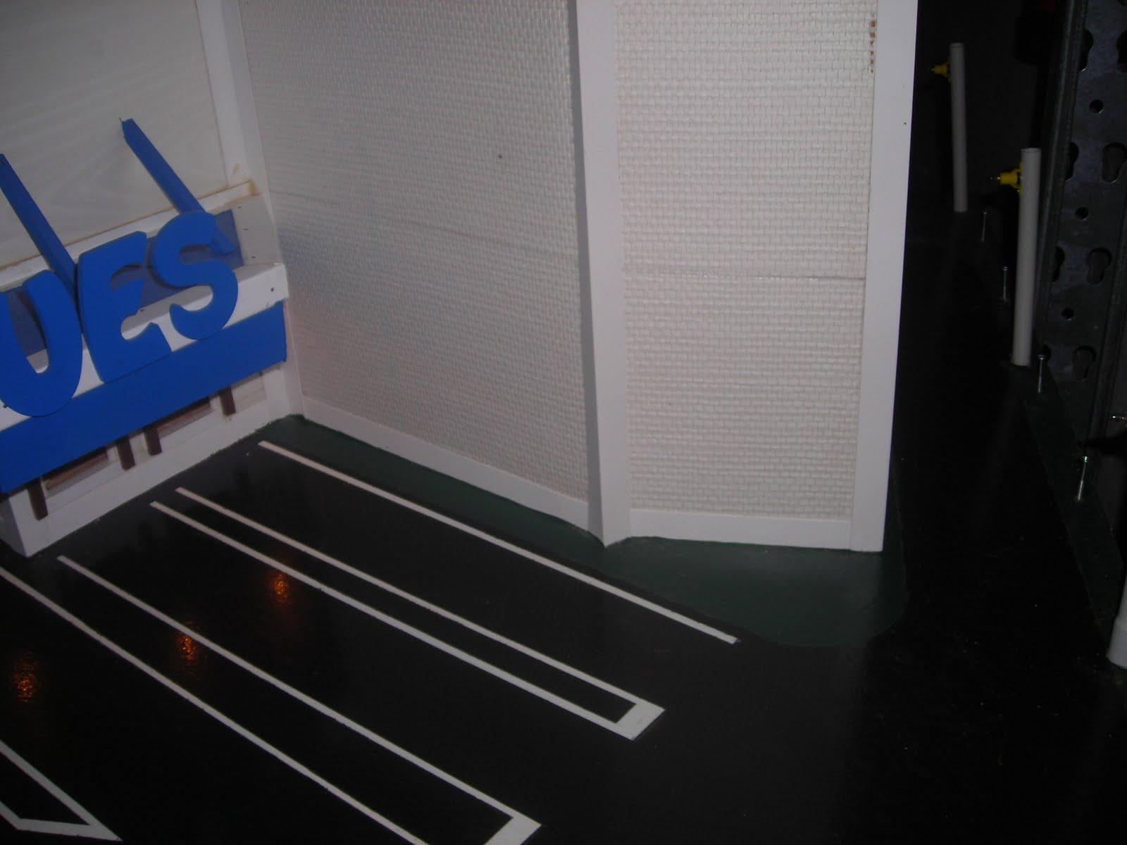createur de maquette pose de toile de verre dans la. Black Bedroom Furniture Sets. Home Design Ideas