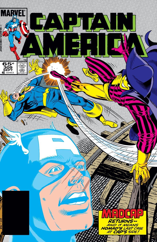 Captain America (1968) Issue #309 #237 - English 1