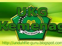 Kumpulan Soal Latihan UKG Kemenag 2015