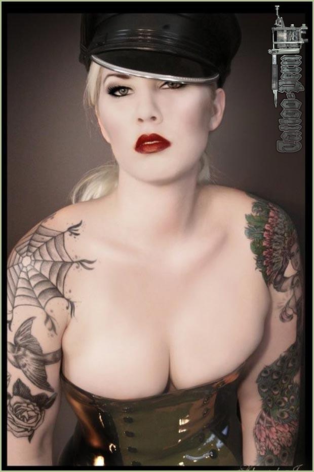 FOTOGRAFIAS DE TATUAJES PARA CHICOS Y CHICAS Girl-tattoo