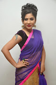 Madhulagna Das Half Saree photos-thumbnail-14