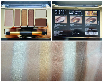 Milani Everyday Eyes Powder Eyeshadow Collections