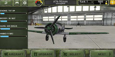 FighterWing 2 Flight Simulator Mod Apk 2.59 Unlimited Money Terbaru 2015