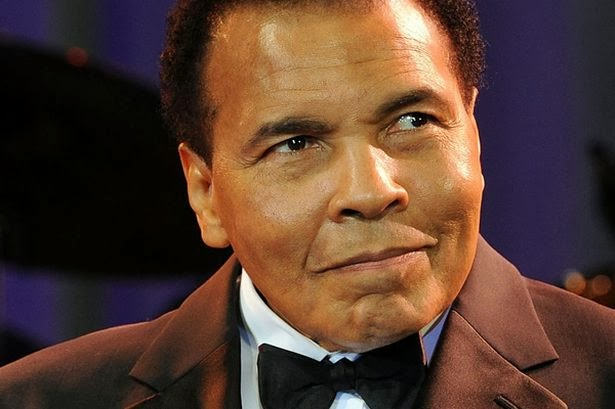 Muhammad Ali With Parkinsons Disease