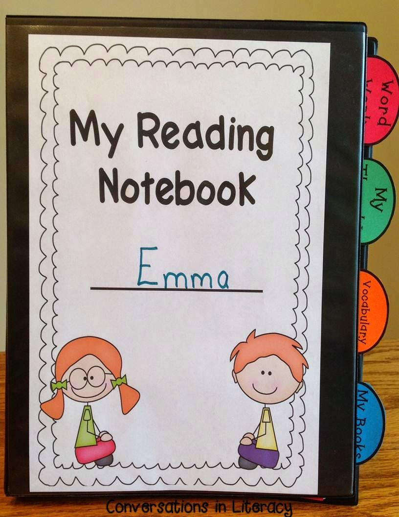 Using interactive reader's notebooks in class